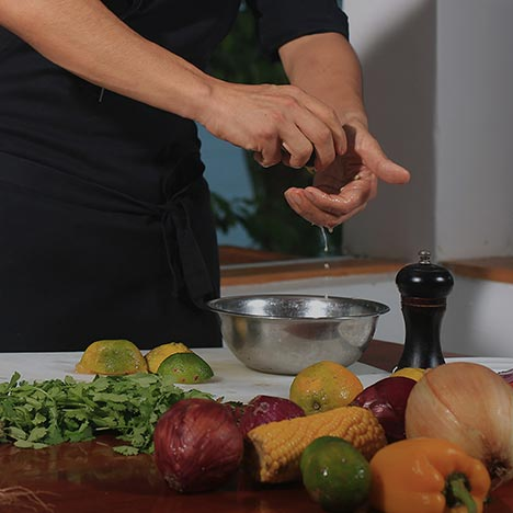 Immersive Culinary Demonstrations